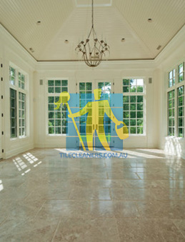 home design with ceramic tiles in sunroom floor very large Sydney