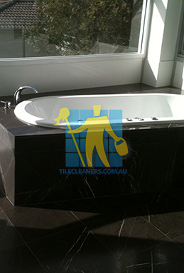 granite tile bathroom bath tub Sydney