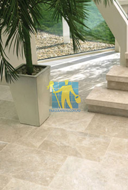 limestone tiles honed santa anna Rockdale St George cleaning