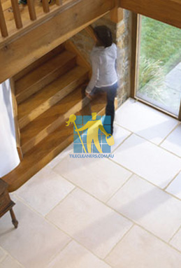 limestone tiles indoor tuscany Rockdale St George cleaning