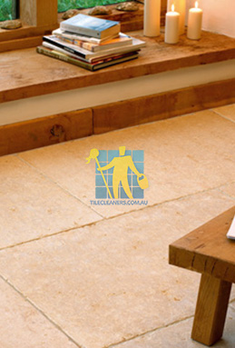 limestone tiles tumbled jerusalem gold Rockdale St George cleaning
