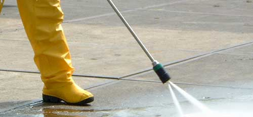 high pressure cleaning In Bronte